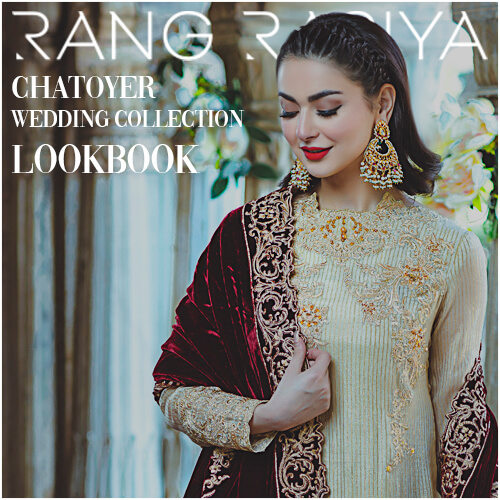 Rang Rasiya Chatoyer Wedding Collection Glimmering through the cold festive season!