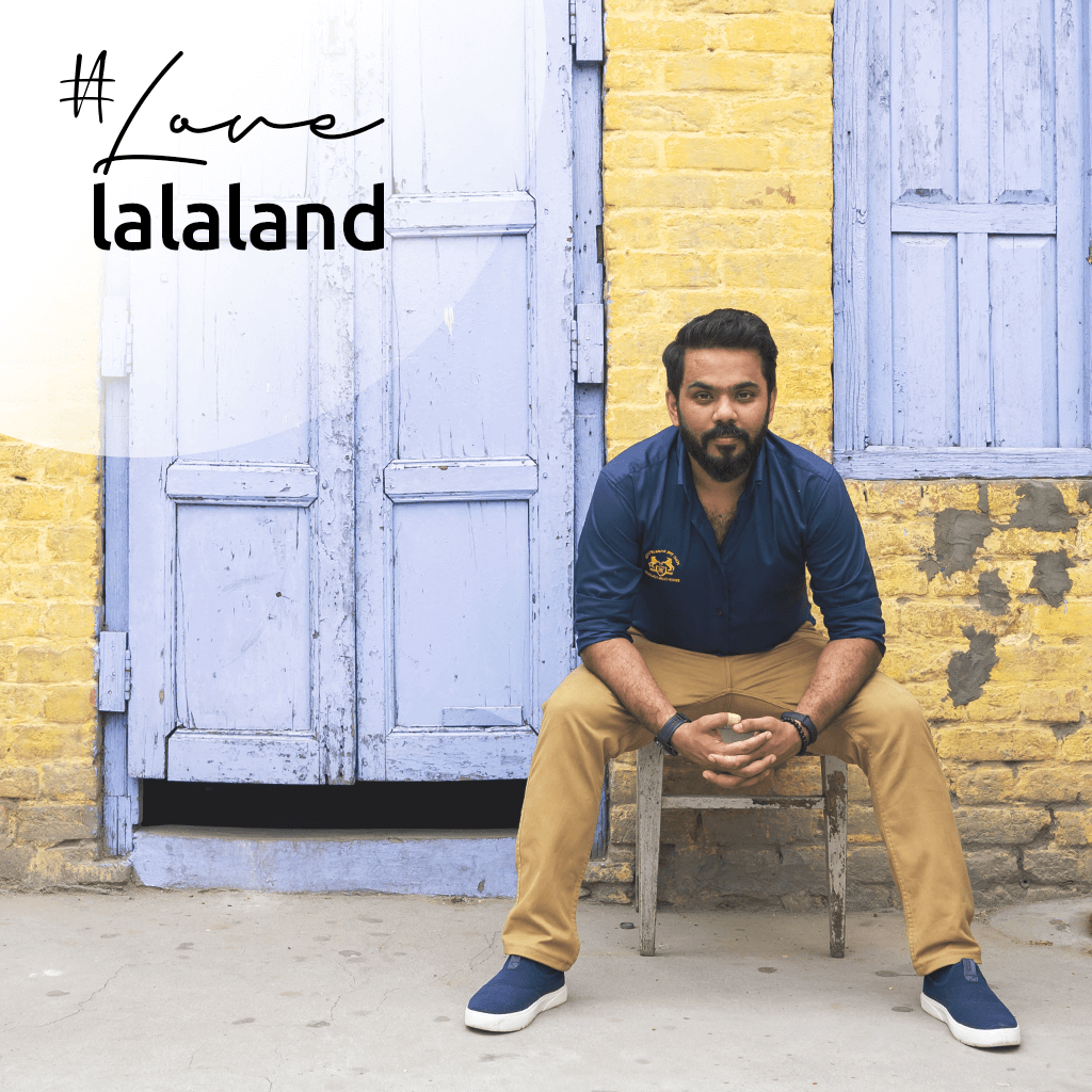 #LoveLalaland – A day on the streets of Walled City