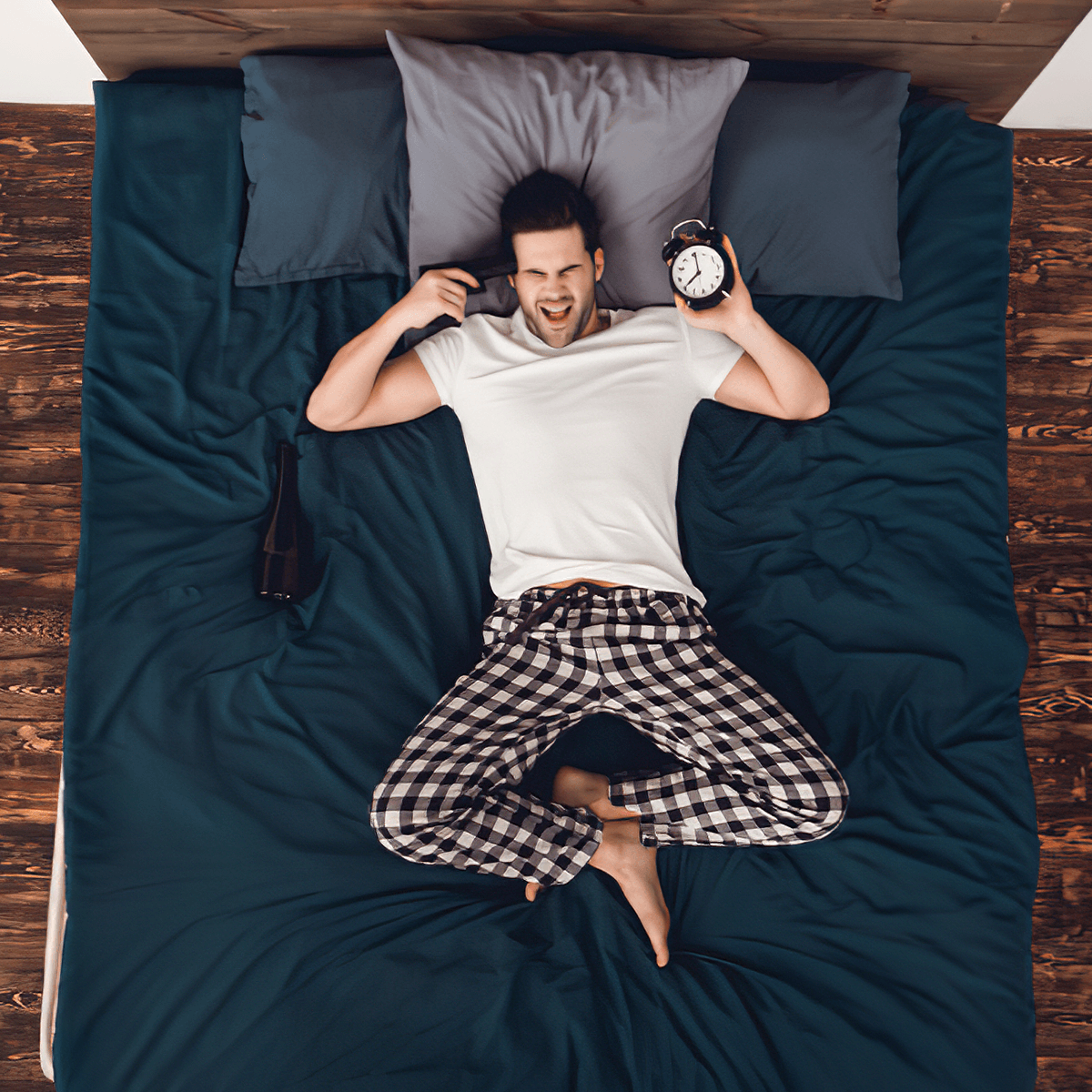 What to Wear to Bed for a Great Night's Sleep?
