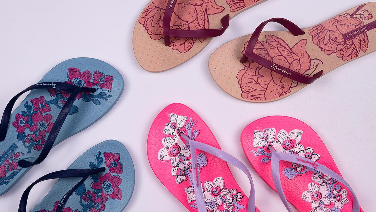 ipanema flip flop slippers