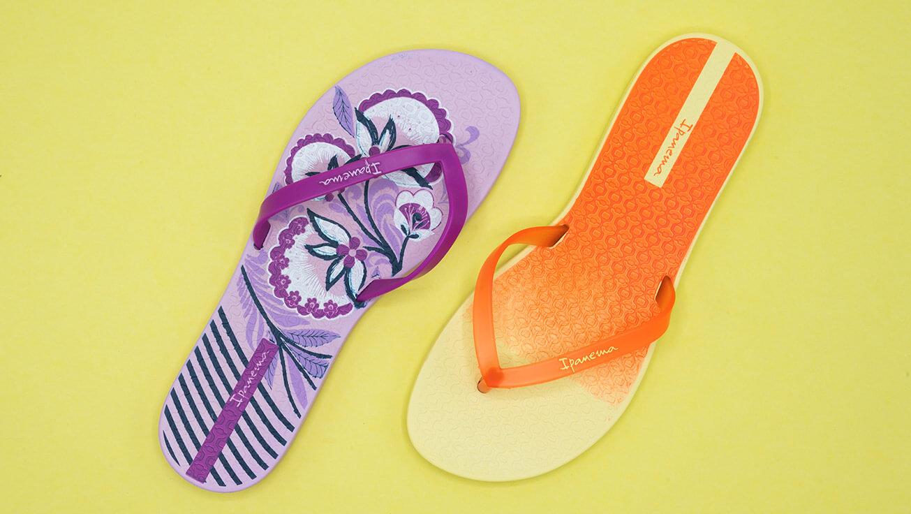 trendy FLIP FLOP footwear