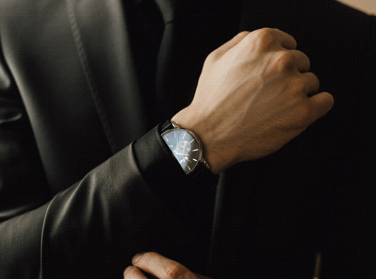 6 Men fossil Watches