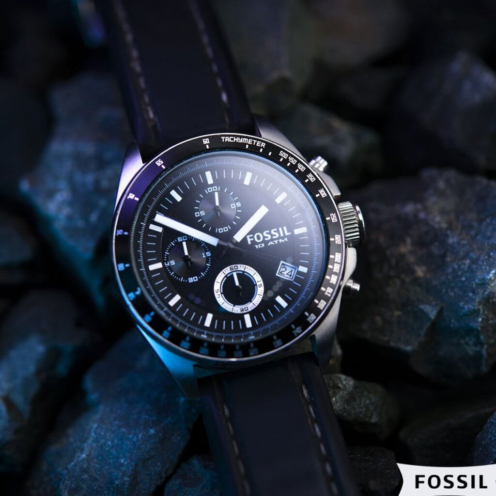 Fossil Watches Price