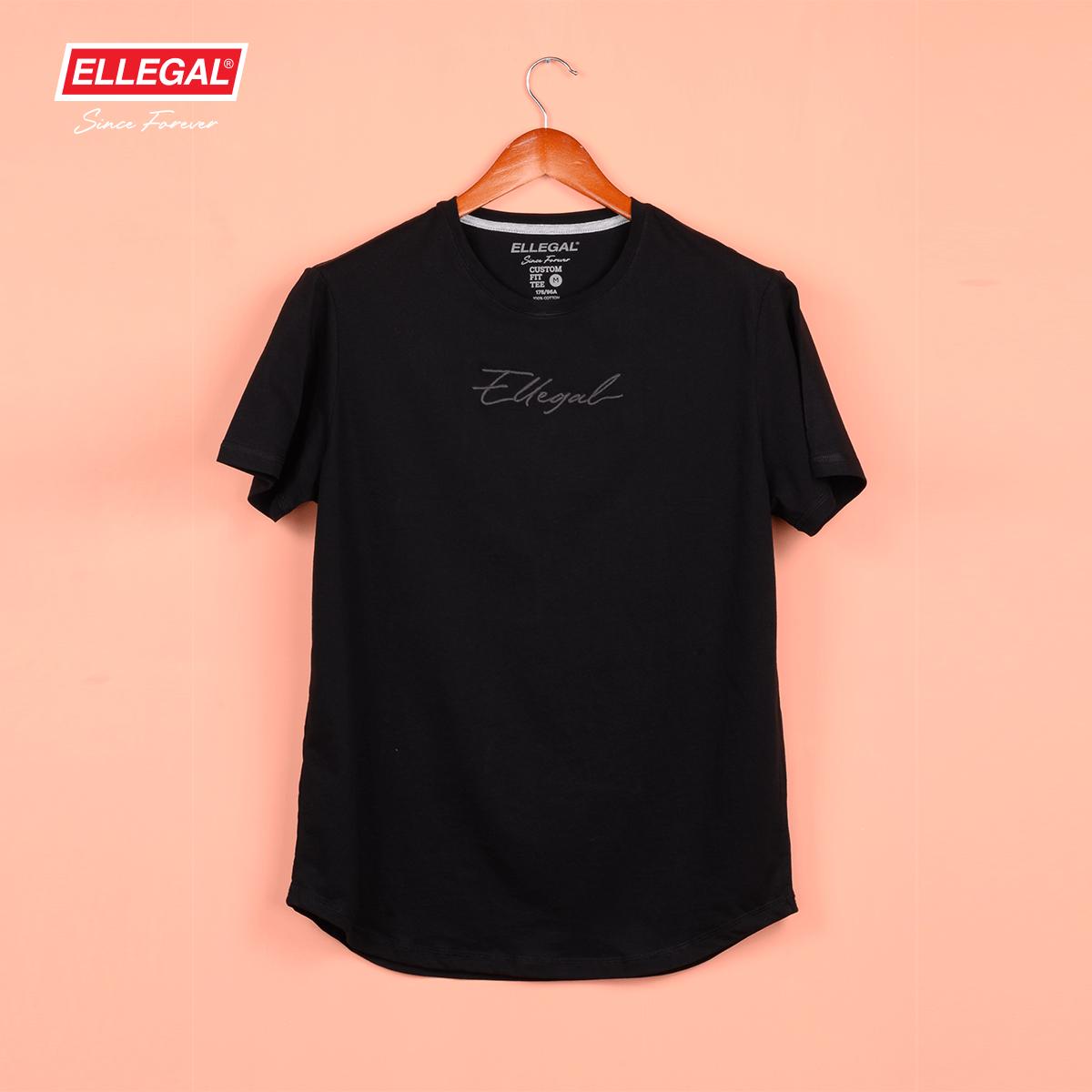 Ellegal Tee Shirts Add a Distinct Style Statement!