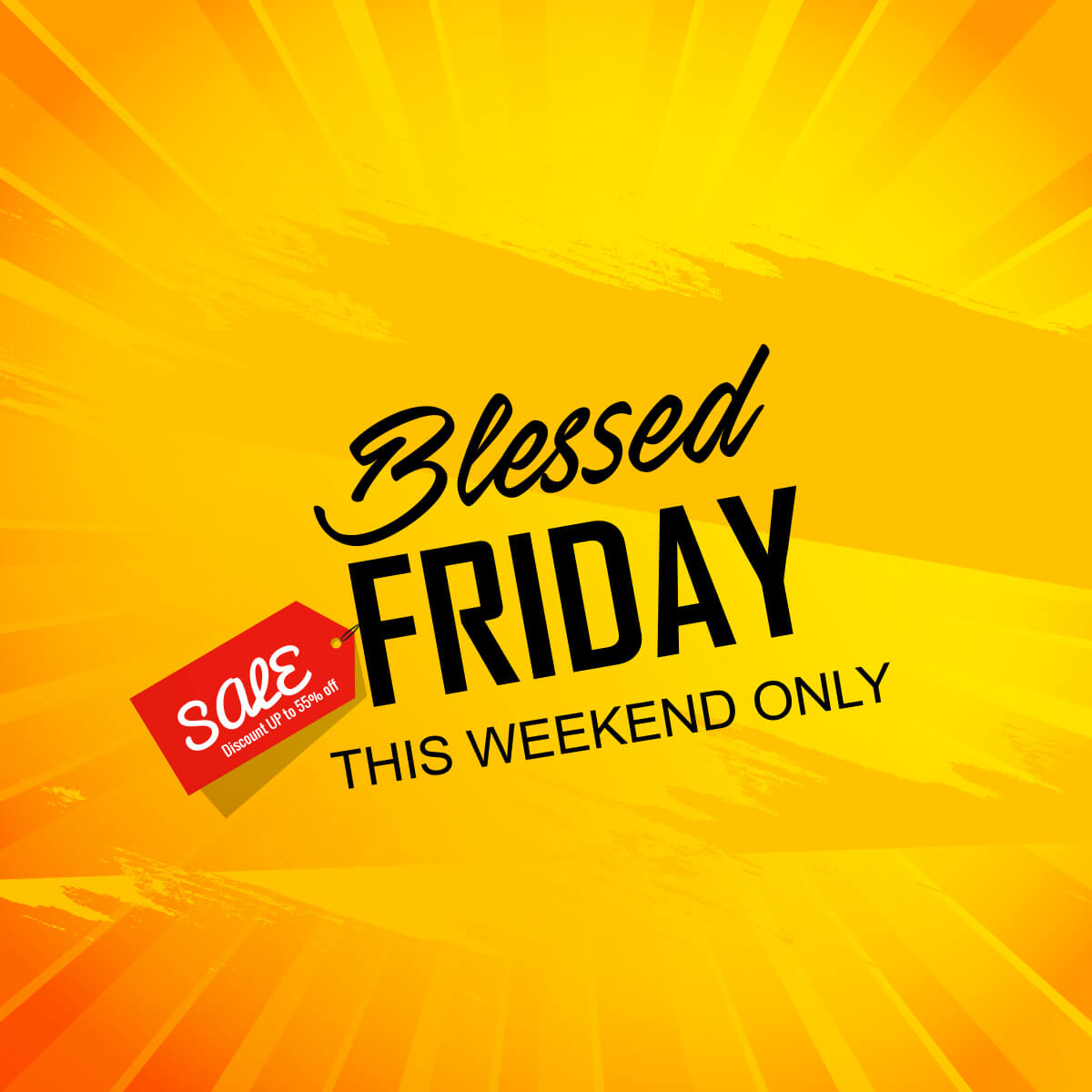Have You Heard of the Blessed Friday Sales?