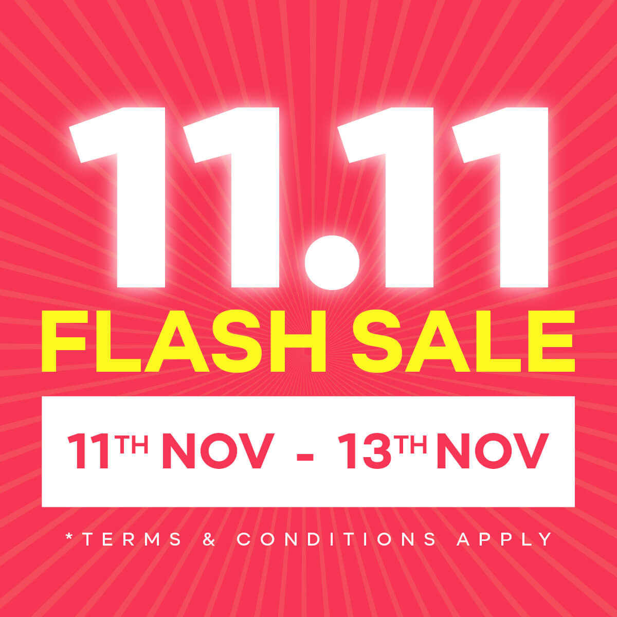 11/11 Sale: Get the Most Amazing Sales Discount at Lalaland.pk