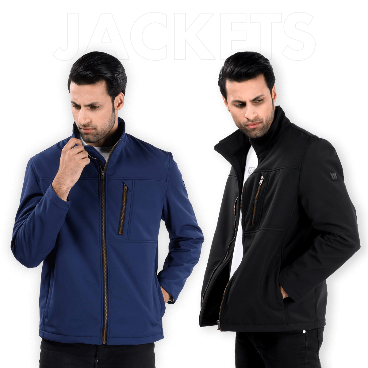 Try Fashionable Softshell Jacket for Chilly Winters