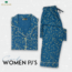 Lighten Up Your Casual Nights With Stylish Ladies Sleeping Suits