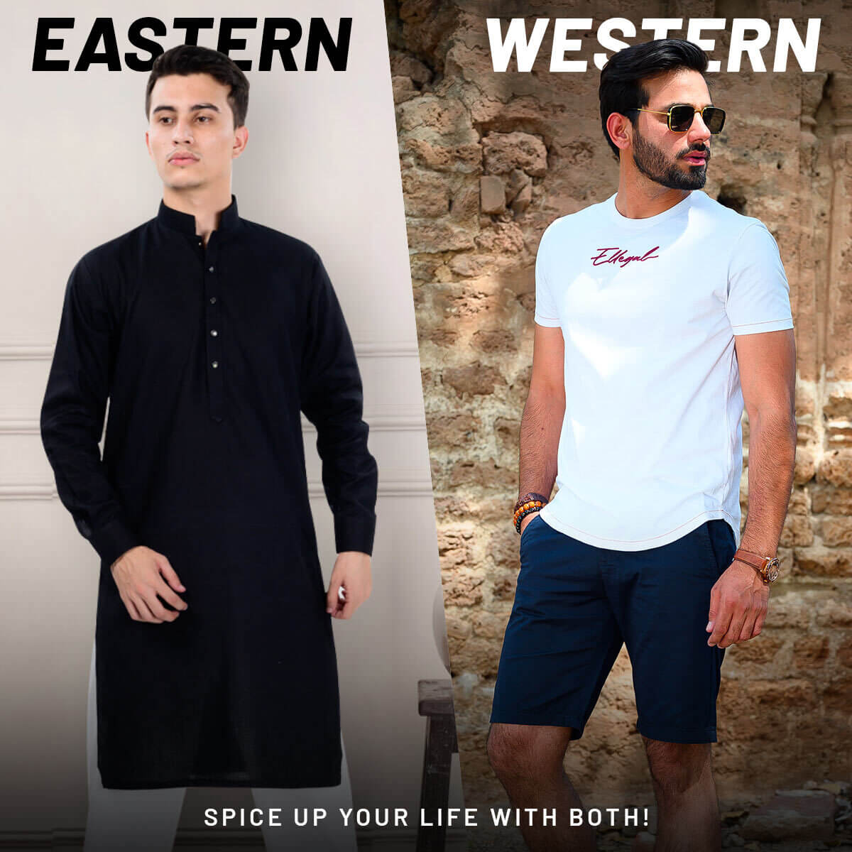 Evolution of Eastern & Western Style: Culture and Fashion