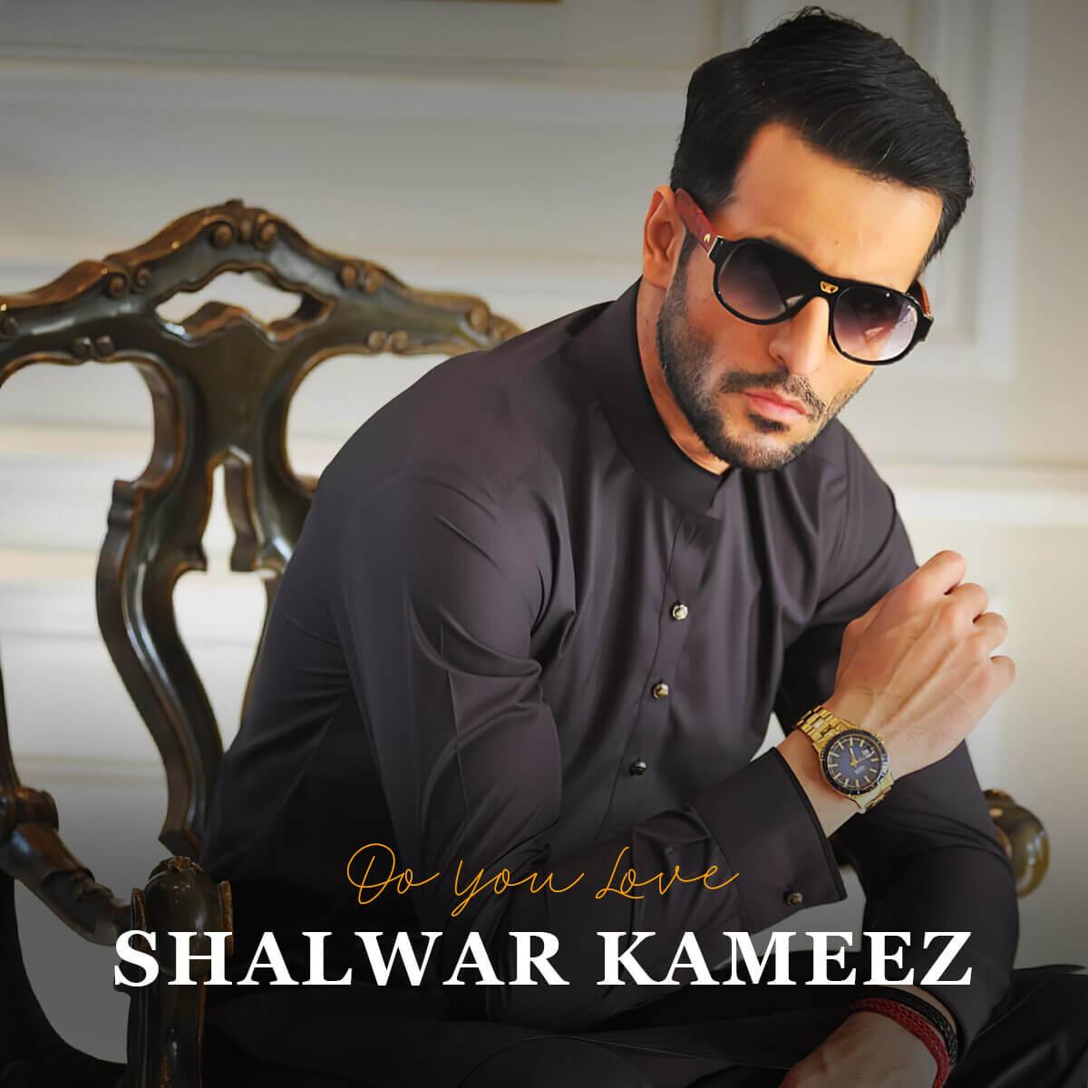 Do You Love Shalwar Kameez – Kurta Pajamas to Add to Your Wardrobe!