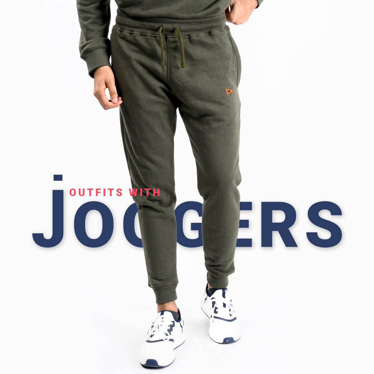 Outfits with Joggers: Know About the Joggers Trend